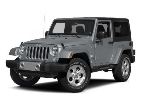 Used Jeep Wrangler SAHA