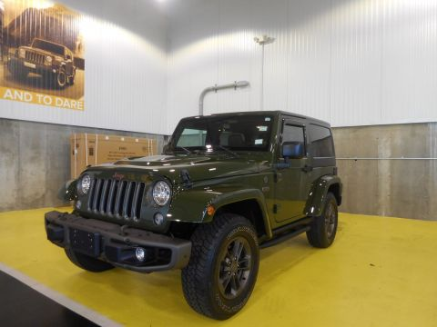 Used Jeep Wrangler 75th Anniversary