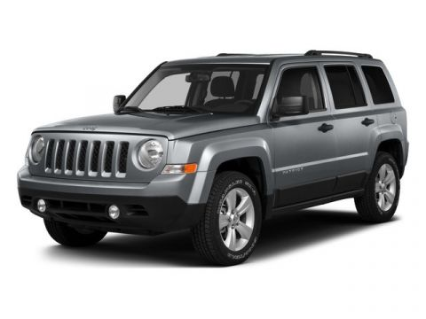 Used Jeep Patriot High Altitude Edition