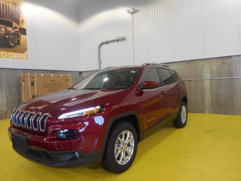 Used Jeep Cherokee Latitude