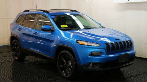 New Jeep Cherokee Limited