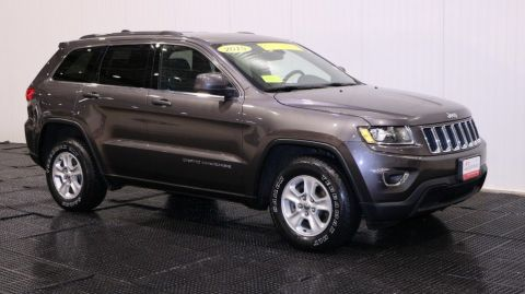 Used Jeep Grand Cherokee Altitude