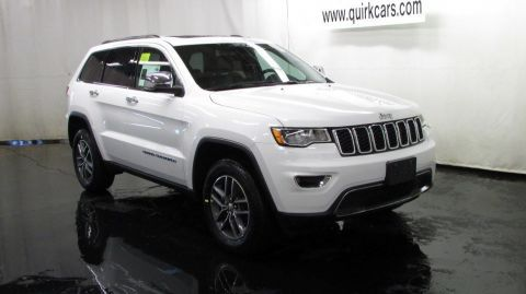 New Jeep Grand Cherokee LIMI