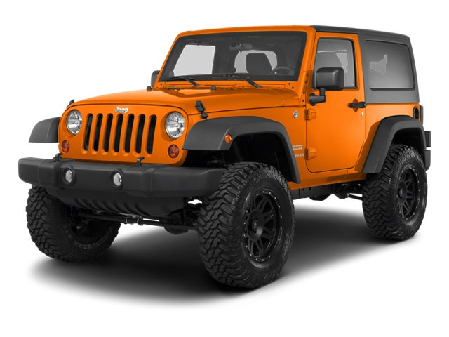 Used Jeep Wrangler Sport