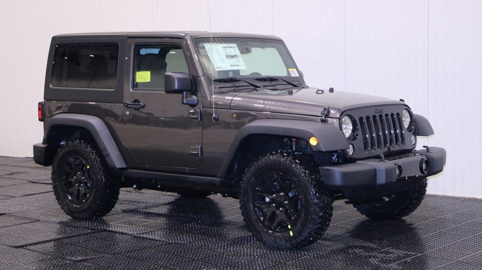 New 2018 JEEP Wrangler JK Willys Wheeler W Sport Utility in Braintree #J16307 | Quirk Chrysler Jeep