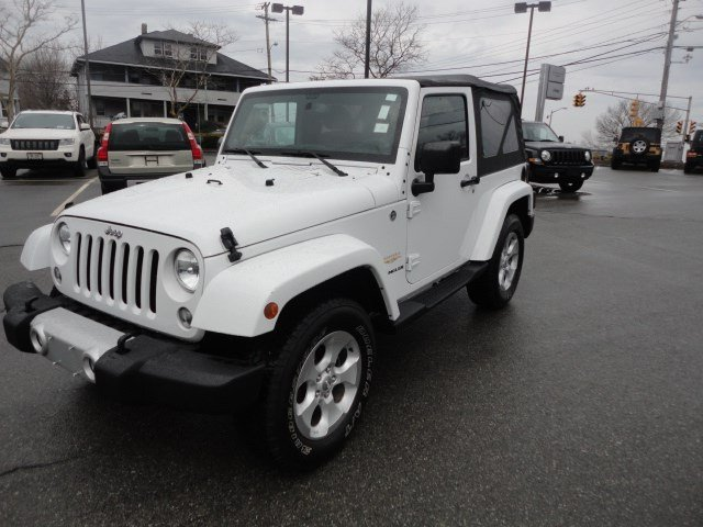 certified pre owned 2014 jeep wrangler sahara convertible in braintree j10058a quirk chrysler. Black Bedroom Furniture Sets. Home Design Ideas