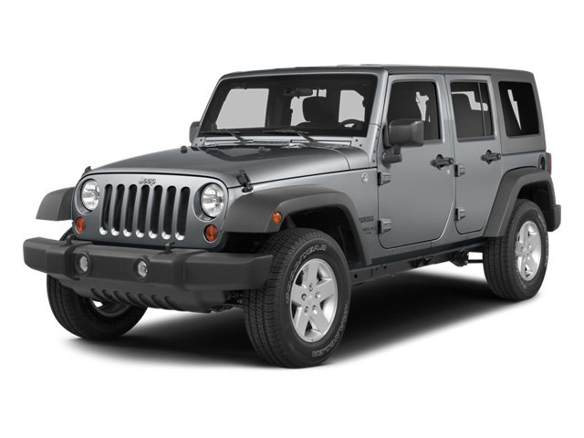 Used Jeep Wrangler Unlimited Sport 4x4