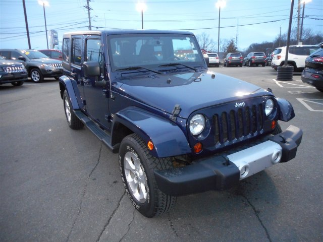Used Jeep Wrangler Unlimited SAHA