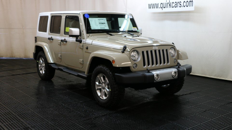 New 2017 Jeep Wrangler Unlimited Chief Edition Sport Utility in