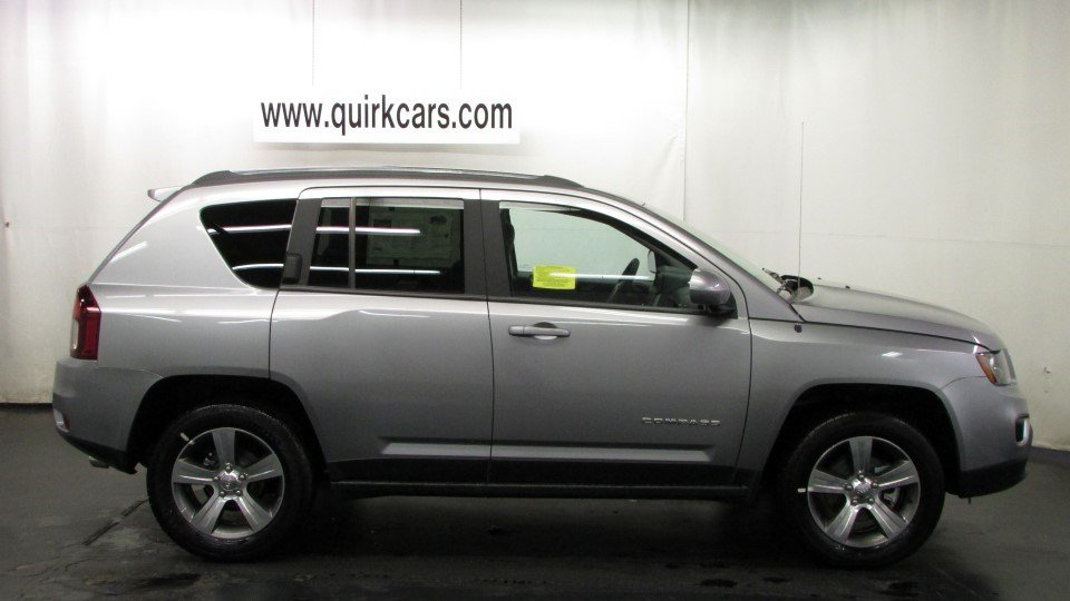 new 2016 jeep compass high altitude edition sport utility in braintree j13527 quirk chrysler jeep. Black Bedroom Furniture Sets. Home Design Ideas