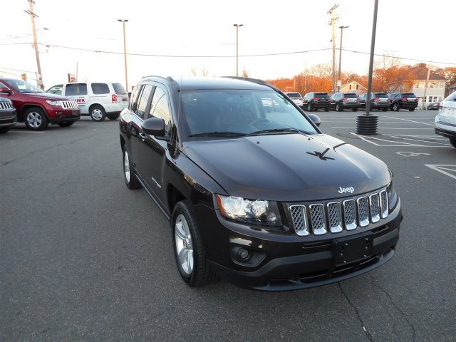 Used Jeep Compass Latitude
