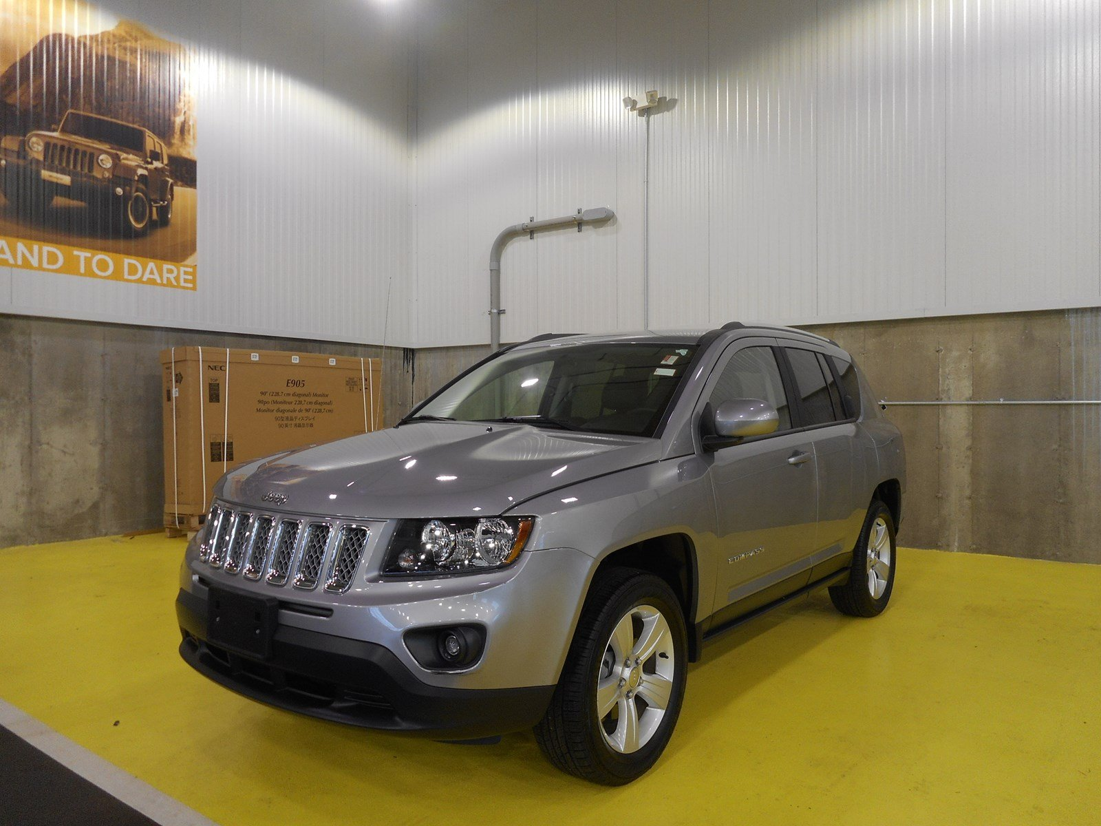 pre owned 2015 jeep compass high altitude edition sport utility in braintree j15841a quirk. Black Bedroom Furniture Sets. Home Design Ideas