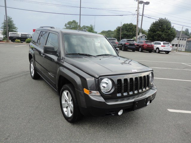 Used Jeep Patriot Latitude 4x4