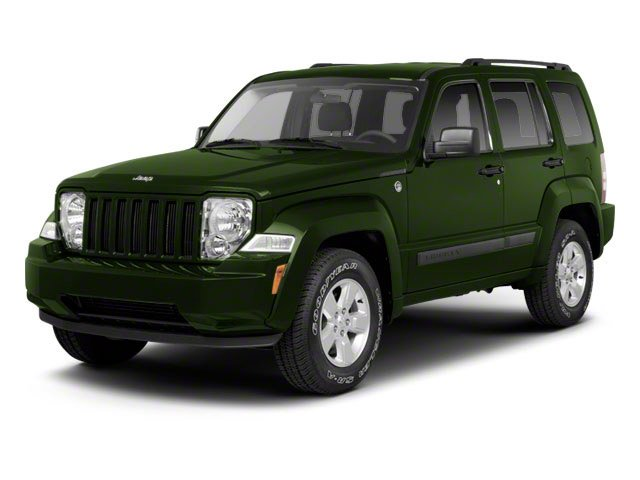 Certified Used Jeep Liberty Sport 4x4