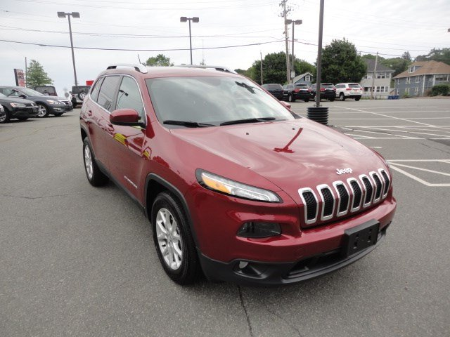 Certified Used Jeep Cherokee Latitude 4x4