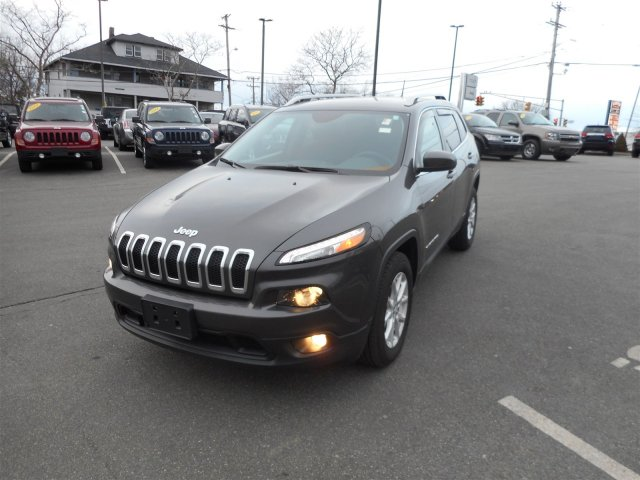 Certified Used Jeep Cherokee LATI