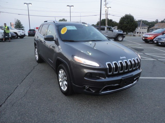 Certified Used Jeep Cherokee Limited