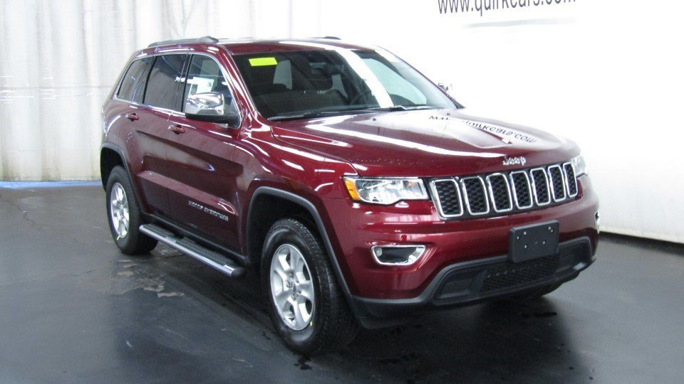 new 2017 jeep grand cherokee laredo sport utility in braintree j14016 quirk chrysler jeep. Black Bedroom Furniture Sets. Home Design Ideas