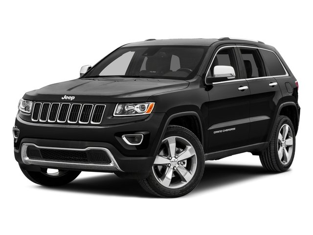 Certified Used Jeep Grand Cherokee Laredo 4x4