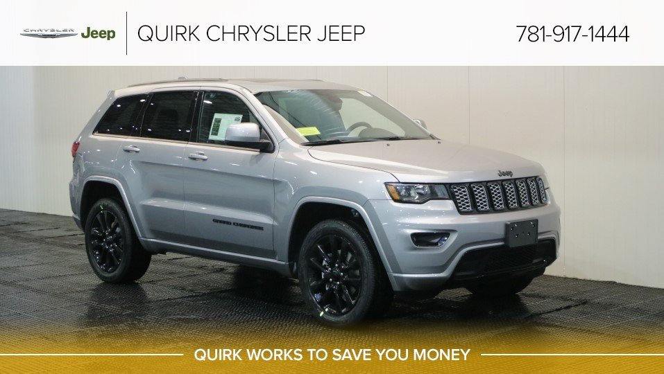 High Quality New 2018 Jeep Grand Cherokee