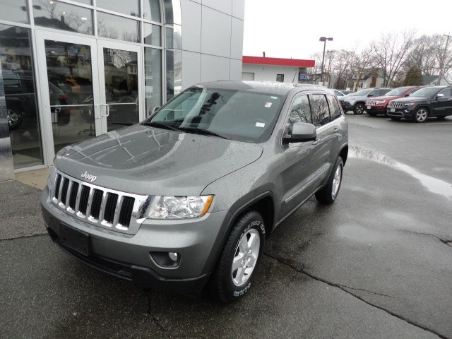 certified pre owned 2012 jeep grand cherokee laredo 4x4 sport utility in braintree j9782a. Black Bedroom Furniture Sets. Home Design Ideas