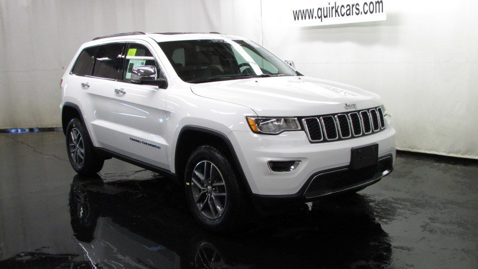 2017 Jeep Grand Cherokee Limited AWD