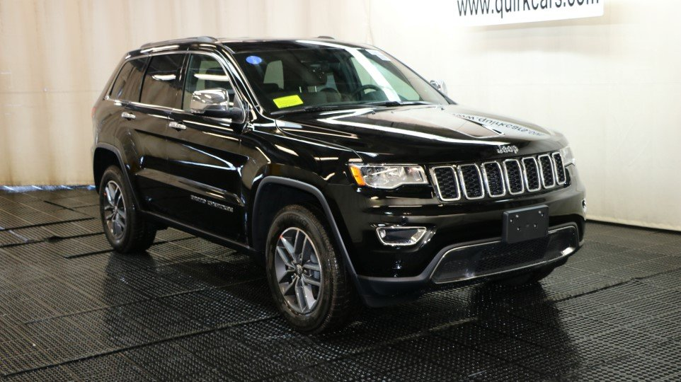 Credit Score Check >> 2018 Jeep Grand Cherokee Laredo 4WD - Quirk Chrysler Dodge Jeep Ram