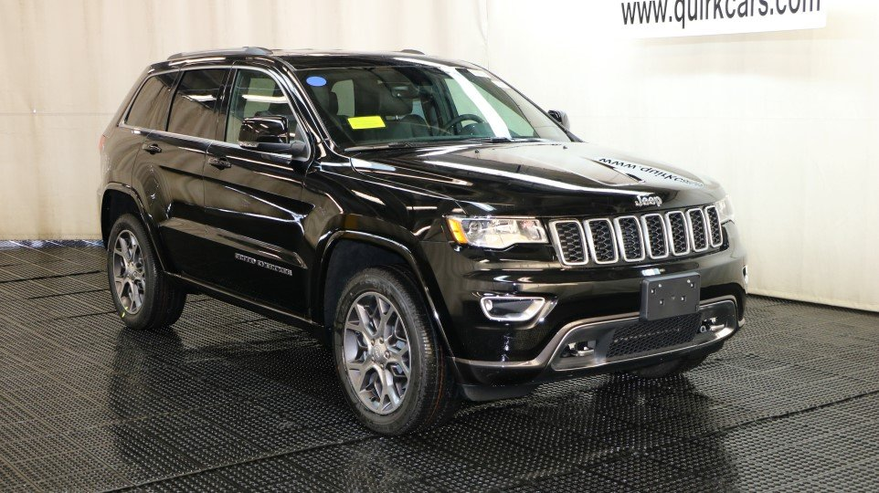 new 2018 jeep grand cherokee sterling edition sport utility in braintree j15778 quirk. Black Bedroom Furniture Sets. Home Design Ideas
