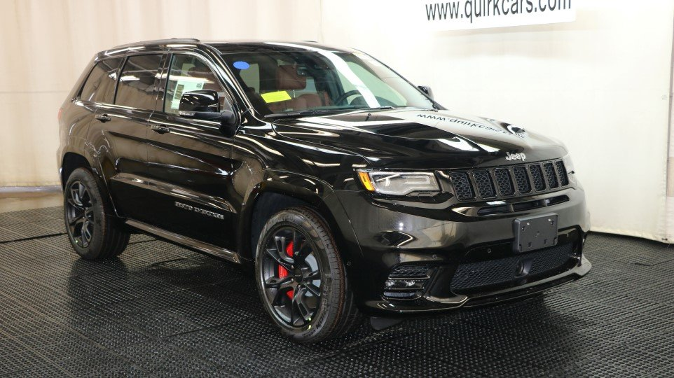 New 2017 Jeep Grand Cherokee Srt Sport Utility In