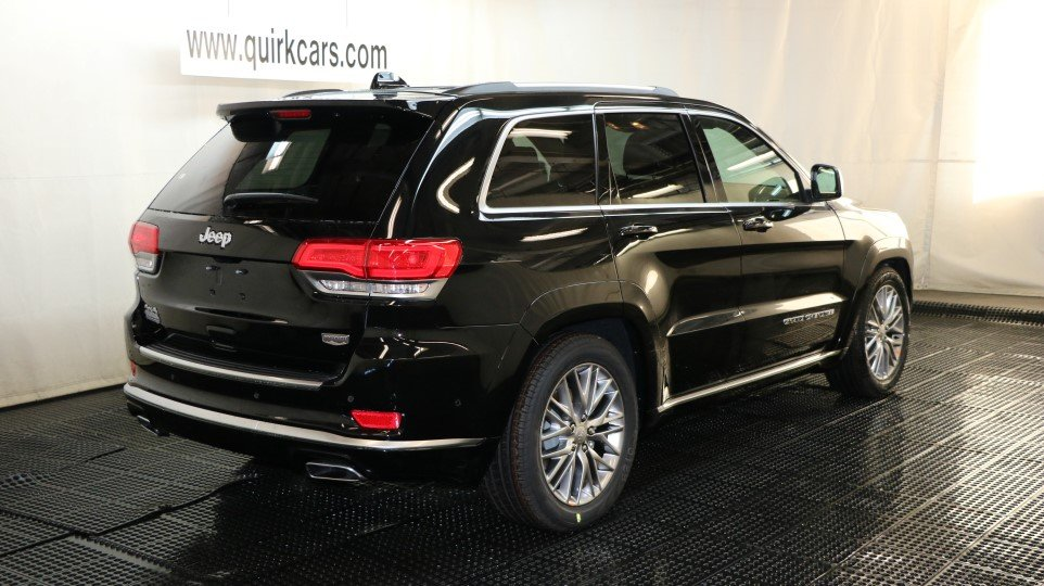 New 2018 Jeep Grand Cherokee Summit Sport Utility in ...