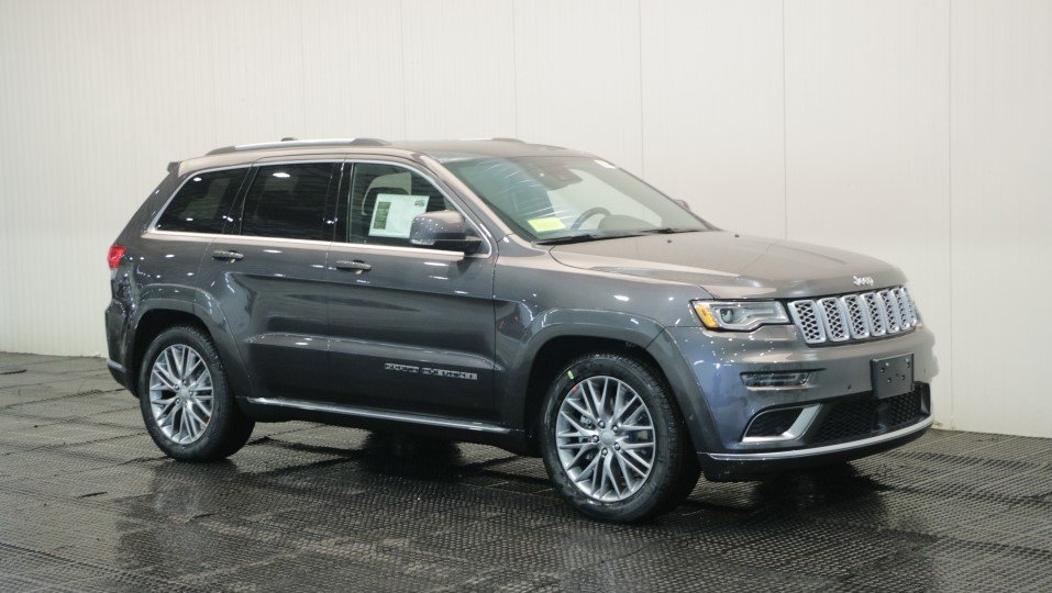 Leases Under 300 >> New 2018 JEEP Grand Cherokee Summit Sport Utility in Braintree #J17200 | Quirk Chrysler Jeep