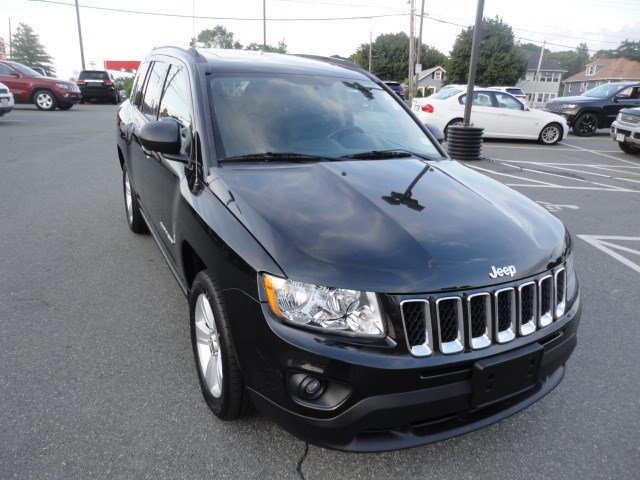 Certified Used Jeep Compass