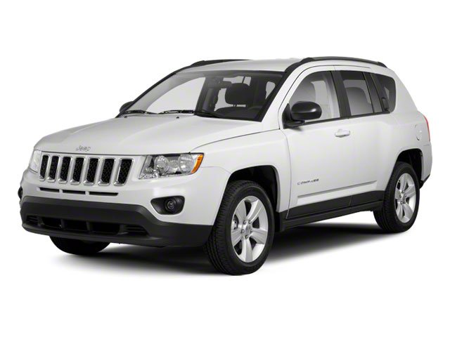 Certified Used Jeep Compass Base
