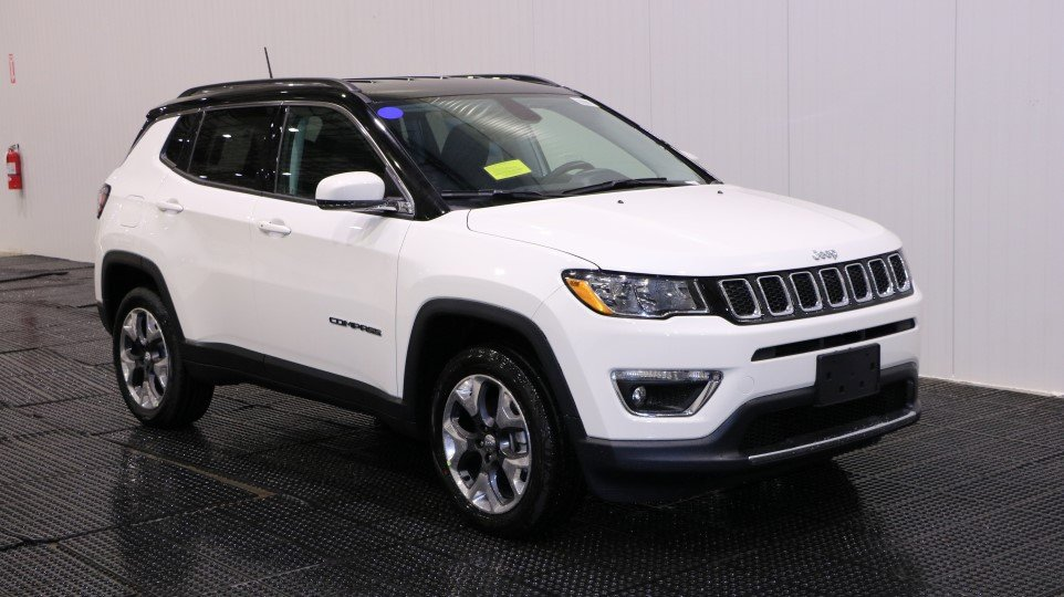 Chrysler 200 Limited >> New 2018 Jeep Compass Limited Sport Utility in Braintree #J16088 | Quirk Chrysler Jeep