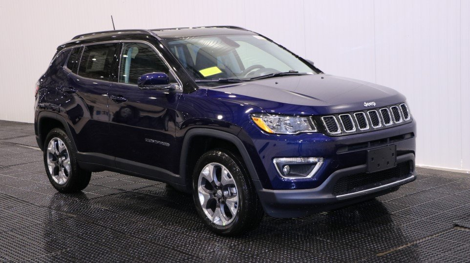 new 2018 jeep compass limited sport utility in braintree. Black Bedroom Furniture Sets. Home Design Ideas