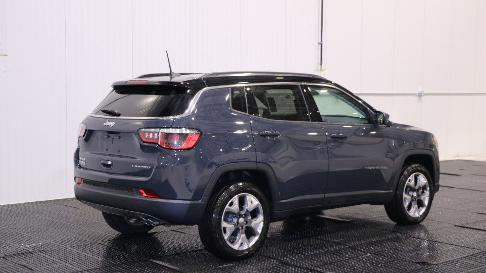 Car Lease Under 200 >> New 2018 JEEP Compass Limited Sport Utility in Braintree #J16154 | Quirk Chrysler Jeep