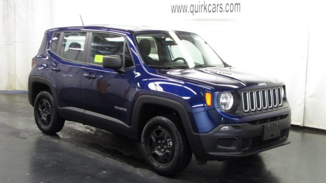 New Jeep Renegade Sport
