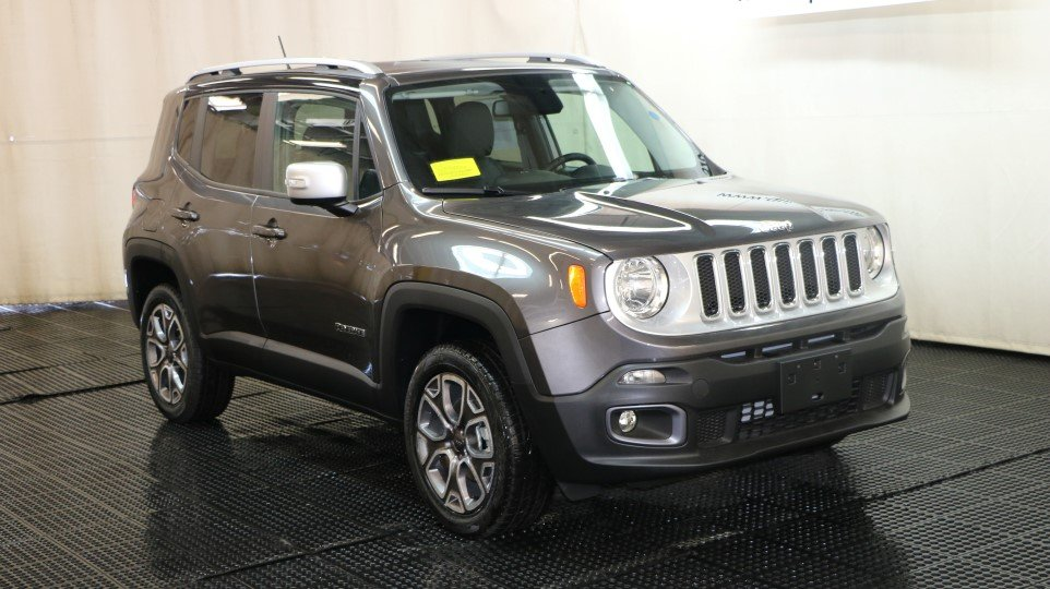 new 2017 jeep renegade limited sport utility in braintree j15446 quirk chrysler jeep. Black Bedroom Furniture Sets. Home Design Ideas