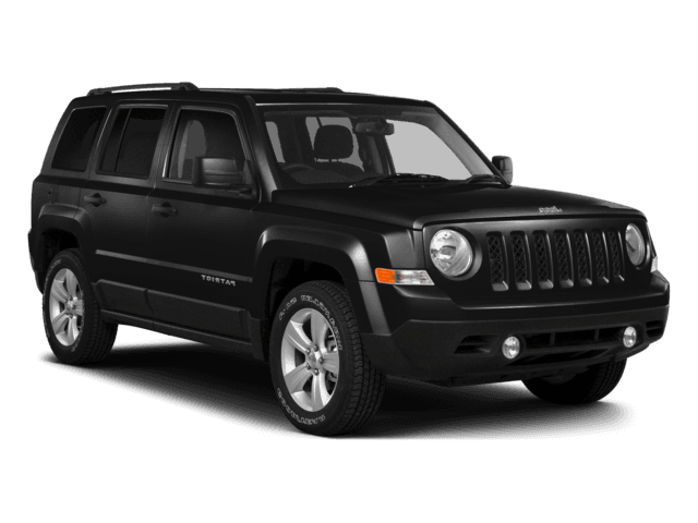 New Jeep Patriot